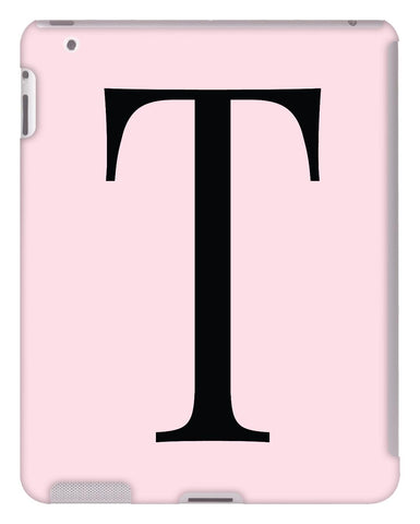 Pink Personalised iPad Case