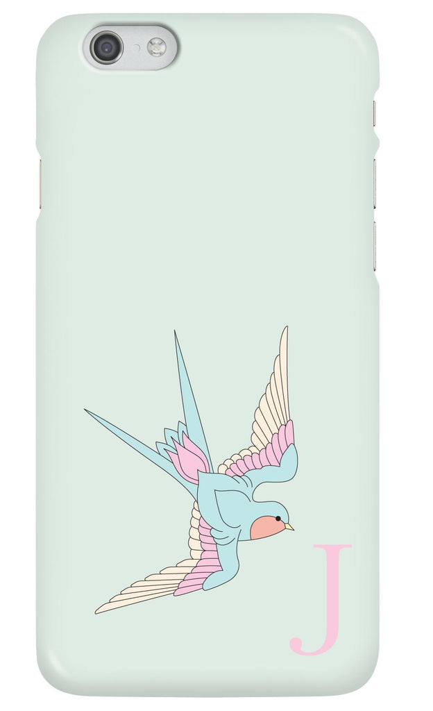 Personalised Bird Phone Case