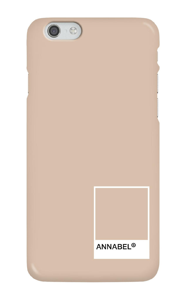 Personalised Latte Swatch Phone case
