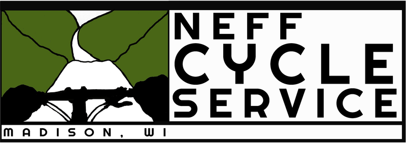 Neff Cycle Service logo