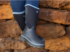 Women's work boots and apparel