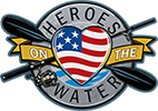 Jacks Tackle will use a portion of Online Sales to buy & donate fishing equipment to HEROS ON THE WATER