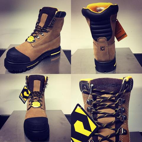 2 Pair of Steel Toe Tarantula Boots $149 Size 14 Clearance