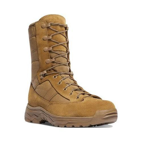"Danner RECKONING 8"" COYOTE HOT Boots AR 670-1"