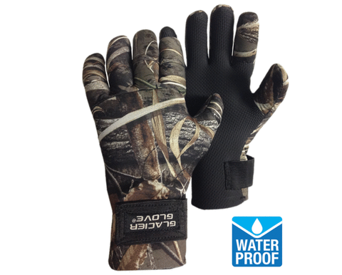 Glacier Gloves Bristol Bay Advantage Max 5 HD Camo