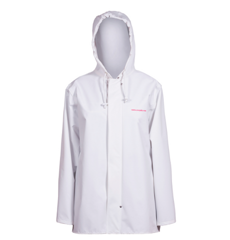 Grundens Womens Petrus 88 Jacket White