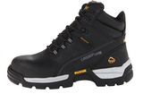 "Wolverine TARMAC WATERPROOF REFLECTIVE COMPOSITE-TOE EH 6"" WORK BOOT Color Black"