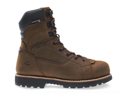 "Wolverine BLACKTAIL EPX CARBONMAX 8"" BOOTS side view"