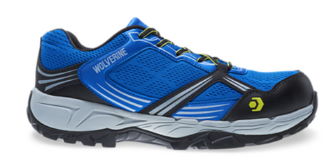 Wolverine Rush ESD CARBONMAX Safety Toe Shoe/Sneakers Blue