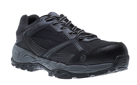 Wolverine Rush ESD CARBONMAX Safety Toe Shoe/Sneakers Black