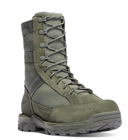 "Danner USAF RIVOT TFX SAFE-TO-FLY 8"" SAGE GREEN GORE-TEX Military Boots"