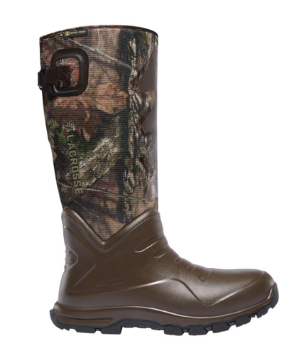 "LaCrosse AEROHEAD SPORT SNAKE BOOT 16"" MOSSY OAK BREAK UP COUNTRY"