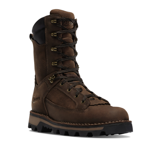 "Danner POWDERHORN 10"" Insulated 400G Brown Boots"