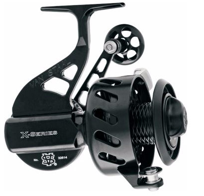 Van Staal VS250 XP Black Fishing Reel