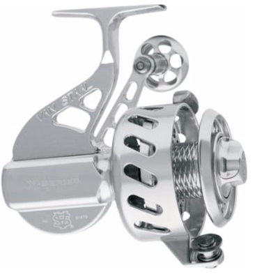 Van Staal VS250 XP Silver Fishing Reel
