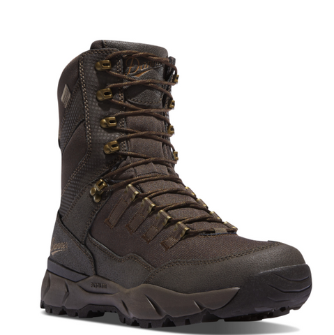 Danner VITAL dark BROWN 8 inch Boots Insulated 400G lace up