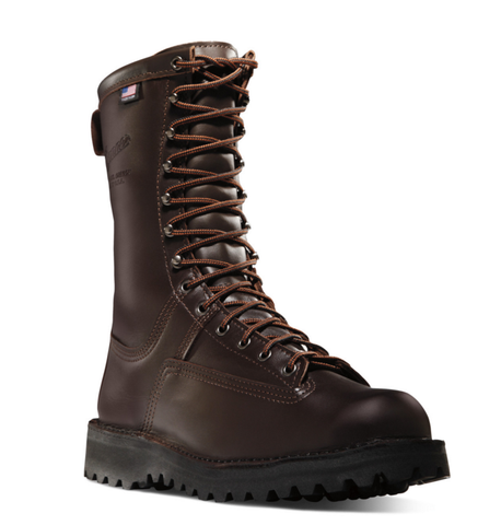 "Danner CANADIAN 10"" BROWN INSULATED 600G Boots"