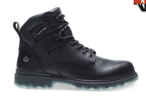Wolverine I-90 EPX CARBONMAX Boots Black 6 inches heigh