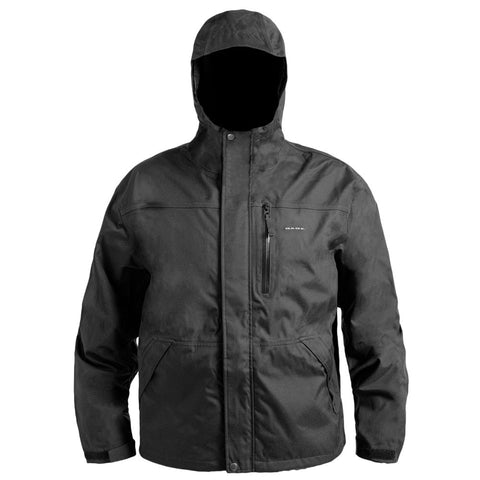 Grundens Weather-Boss Hooded Jacket Black