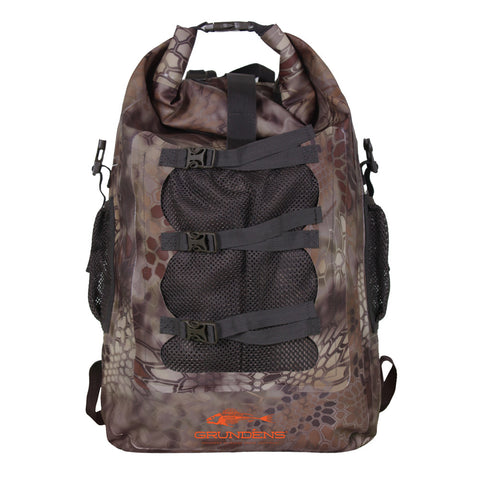 Grundens Backpack Camo