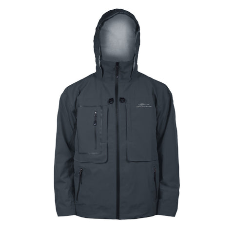 Grundens dark and stormy jacket