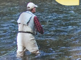 Allen Brule River Cleated Bootfoot Chest Wader