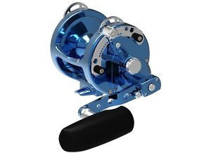 Avet HXW 5/2 Raptor Lever Drag 2-Speed Casting Reel