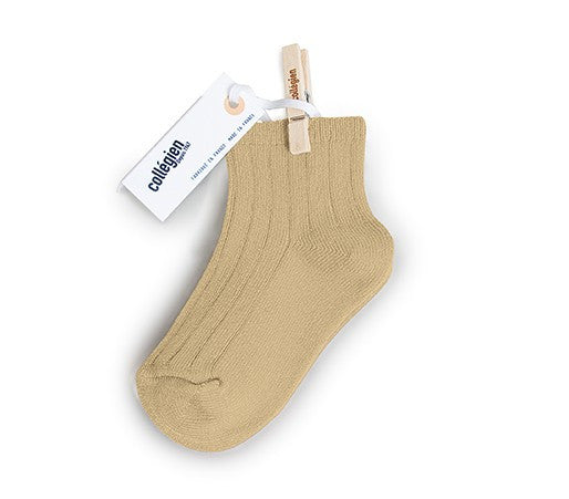 collégien ankle socks dune du pyla - little pearls by shoe chou