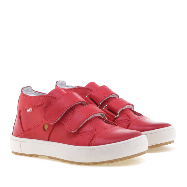 emel sneaker red - little pearls by shoe chou