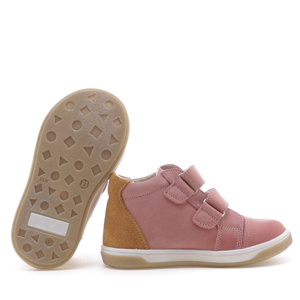 emel beginner rose/mustard - little pearls by shoe chou