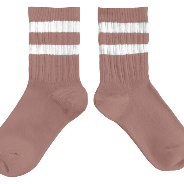 collégien tennis socks praline