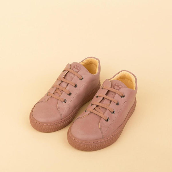 dulis sneaker pale pink - little pearls by shoe chou