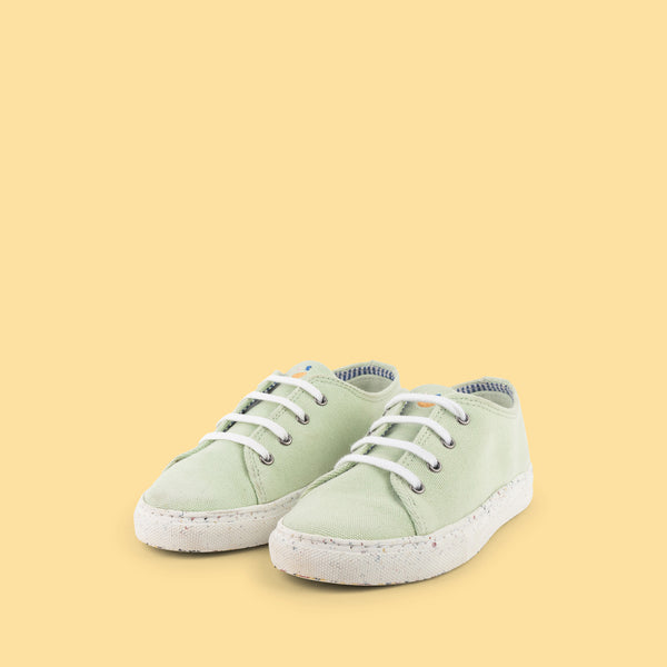 dulis canvas sneaker anis