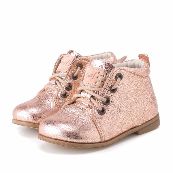 emel beginner light pink glitter - little pearls by shoe chou