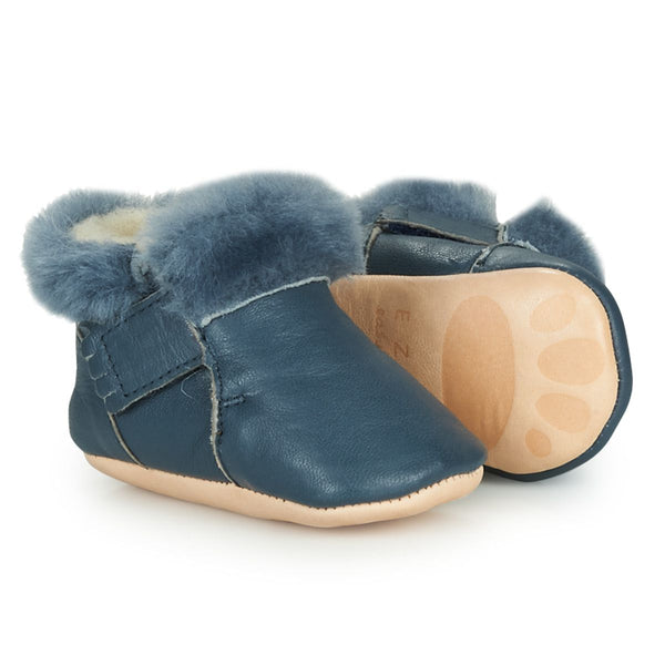 easy peasy slippers foumou blue