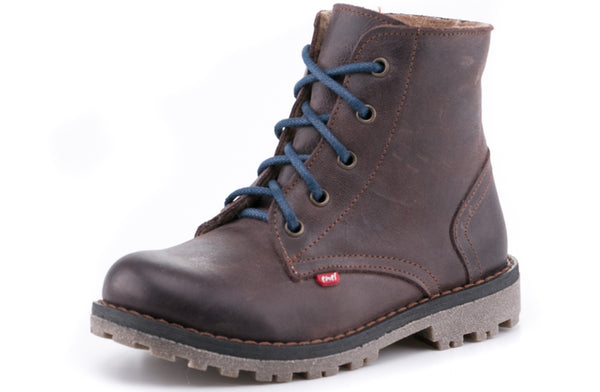emel winter boot brown