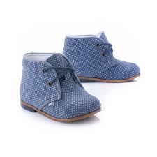 emel beginner blue dots - little pearls by shoe chou