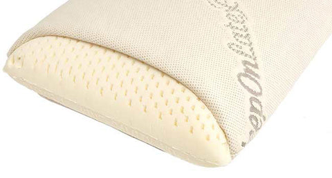shredded pillows natural pillow and of bed heart latex soaring organic products company