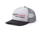 ShotKam Grey Embroidered Hat
