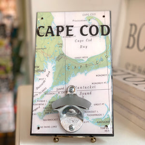 Cape Cod Wall Bottle Opener