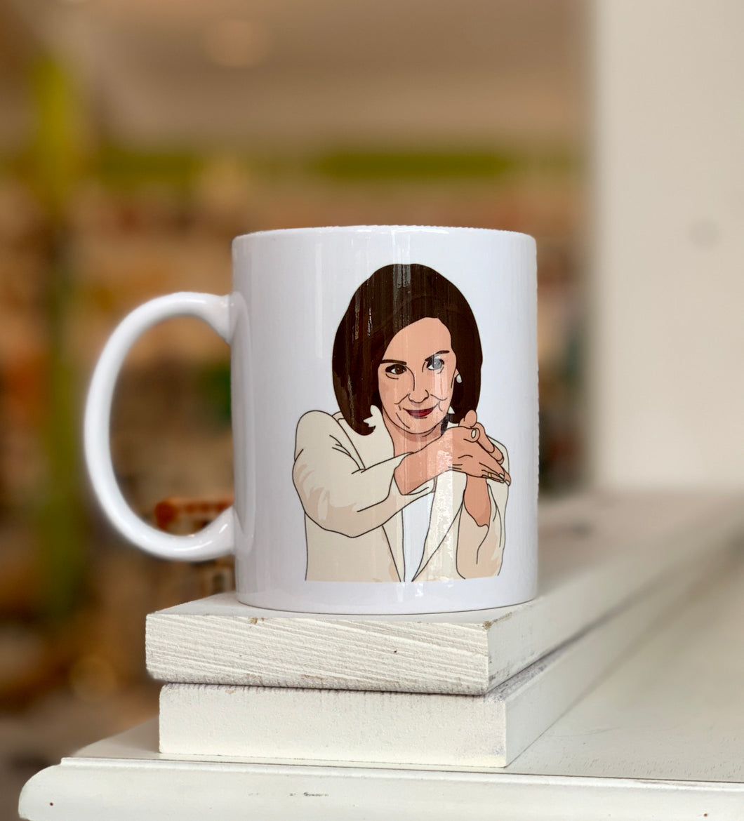 Slow Clap Nancy Pelosi Mug