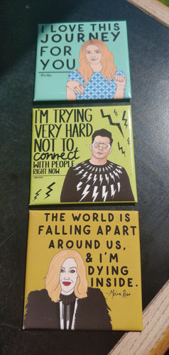 Schitt's Creek Magnet Collection