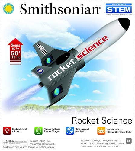 Rocket Science by the Smithsonian Collection
