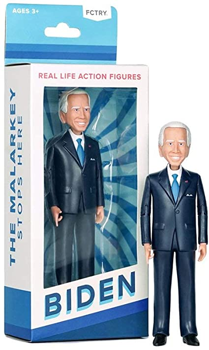 Joe Biden Action Figure