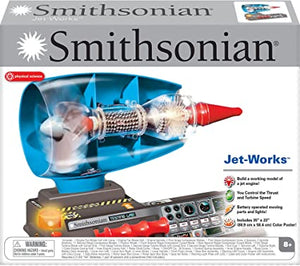Jet Works by the Smithsonian Collection.