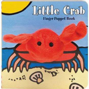 Little Crab Finger Puppet Book