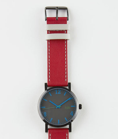 Baxter Watch (Red)