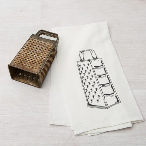 Kitchen Towel Grater