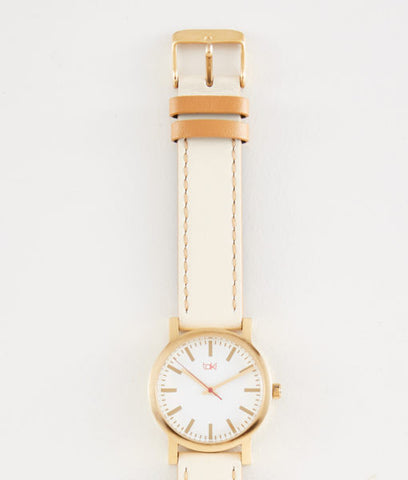Eden Watch (Cream/White)