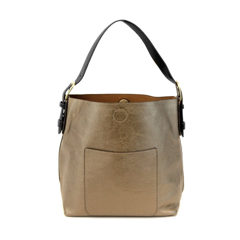 Vegan 2 in 1 Hobo Bronze